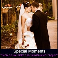 Special Moments Weddings and Events
