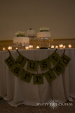 Cake Table Banners - Banners enhance your cake table decor